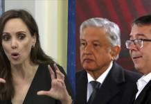 Lilly Téllez ataca a Jenaro Villamil por poner un tuit que la beneficiaba