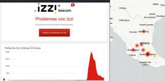 Reportan miles de usuarios fallas de Izzi, Axtel, Totalplay, Telmex…