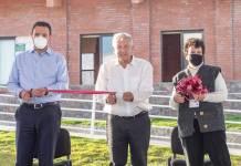 AMLO inaugura universidad en Zacatecas