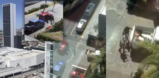 Videos de tiroteo en Zapopan, Jalisco muestran a sicarios llevándose posible cuerpo