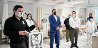 IMSS no ha aplicado austeridad para enfrentar la pandemia: Zoé Robledo