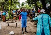 Alto riesgo de epidemia de ébola en África Occidental: OMS