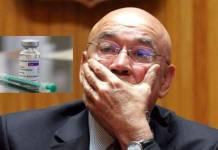 Rubén Aguilar, el exvocero de Fox, se fue a formar por su vacuna