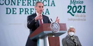 El orden de registro no es el de vacunación: López Gatell