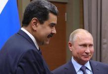 Putin respalda a Maduro para impulsar la soberanía de Venezuela