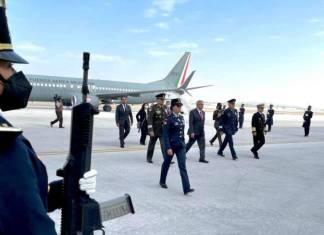 Desmienten fake news sobre Santa Lucía; avances de aeropuerto son una realidad