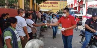 Ediles de Oaxaca aplican medidas Covid o pierden su chamba