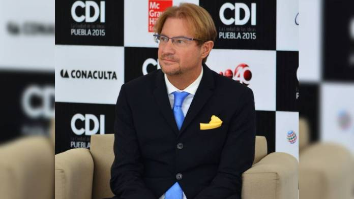 FGJ-CDMX abre investigación contra Roemer por violación