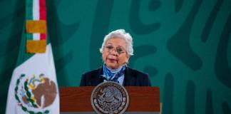 México, listo para una mujer en la Presidencia, pero yo me retiro: Sánchez Cordero