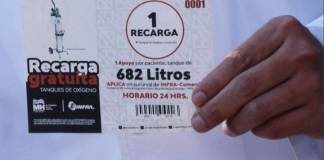 Alcaldía Miguel Hidalgo inicia recarga gratuita de tanques de oxígeno