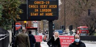 Reino Unido aprueba contagios para realizar estudios sobre Covid-19