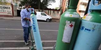 UIF bloquea cuentas de defraudadores de oxígeno medicinal