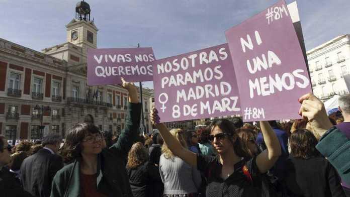 TSJ de Madrid ratificó prohibición de manifestaciones por 8M