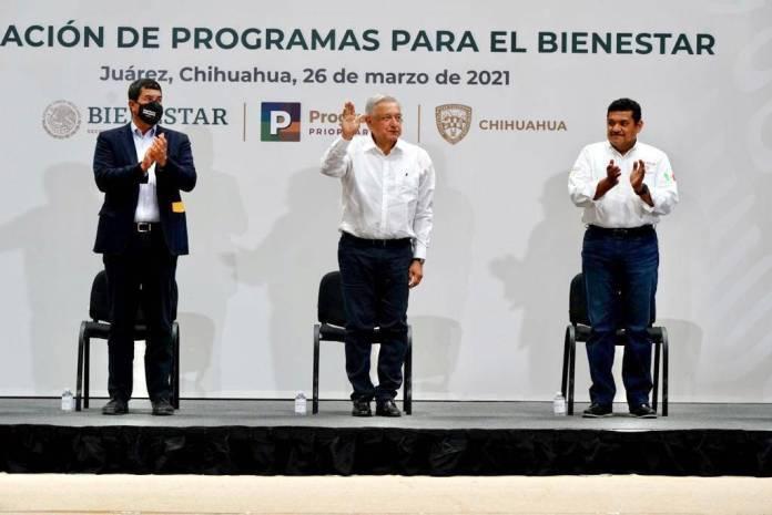 Chihuahua regresa a mesas de seguridad: AMLO