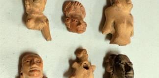 México recupera 280 piezas arqueológicas que fueron sustraídas