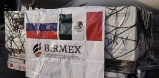 México recibió más de 600 mil vacunas Pfizer y Sputnik V