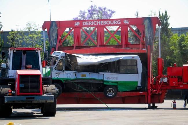 Al fin se acabarán los microbuses en la CDMX