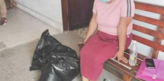 Destituyen a funcionario que entregó restos humanos en bolsa en Veracruz