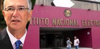 """Salinas Pliego considera que el INE """"debe morir pronto"""""""