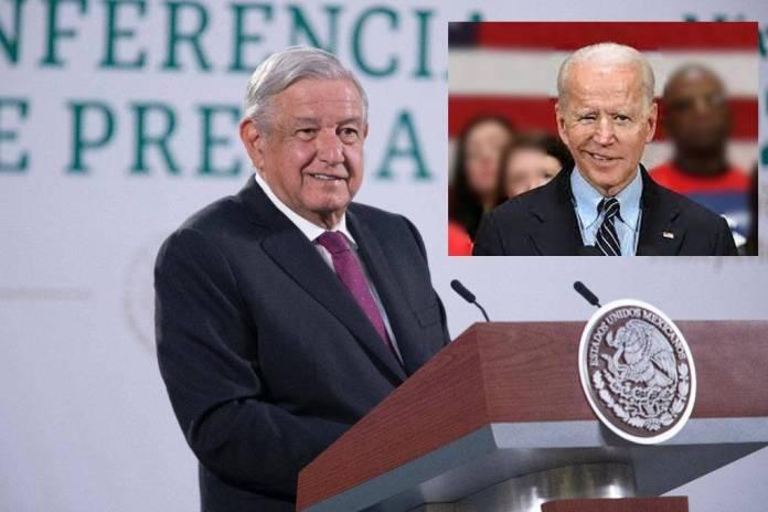 Biden no está acartonado; lo invité a Oaxaca: AMLO