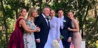 Salinas de Gortari y Peña Nieto estuvieron en la boda de la hija de Claudia Pavlovich