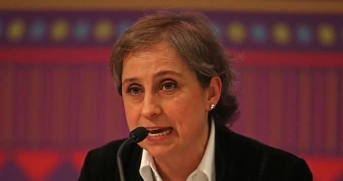 Aristegui aclara fake news; sólo tengo contratos de publicidad, dice
