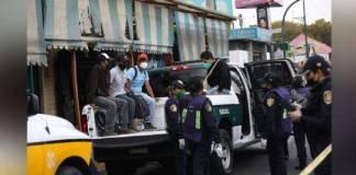 SSC-CDMX continúa asestando golpes en contra de la Unión Tepito; detienen a tres