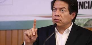 Morena impugnará decisión del INE: Mario Delgado