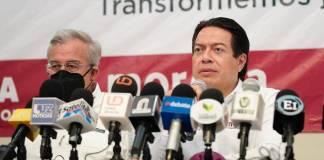 Morena no tiene plan B para Michoacán y Guerrero: Mario Delgado