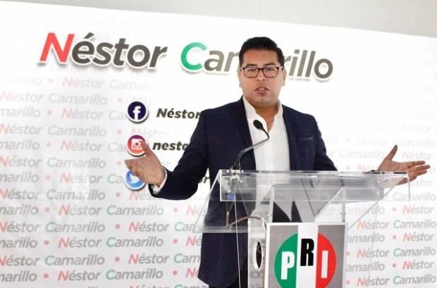 Señalan al presidente del PRI en Puebla de tener nexos con huachicoleros