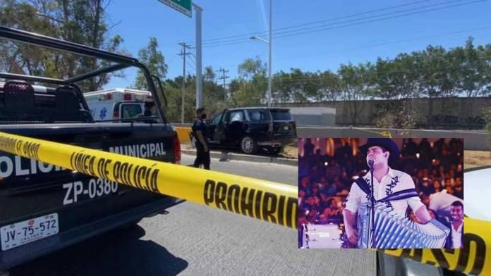Asesinan al hermano del cantante Alfredo Olivas en Jalisco