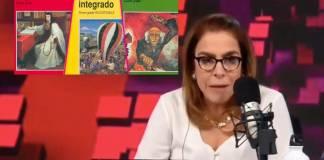 Fernanda Familiar advierte que libros de la SEP enseñaran franquismo y nazismo