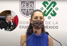 Sheinbaum reconoce trabajo de Arturo Zaldívar y lo apoya