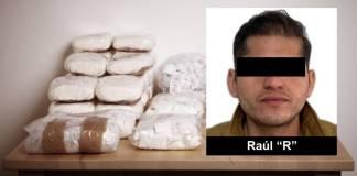 """Extraditan a Raúl """"R"""" a EE.UU. por narcotráfico y lavado de dinero"""