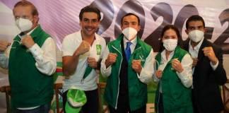 Juan Manuel Marquez 'peleará' por diputación federal con el Partido Verde en CDMX