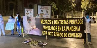 El gobierno no le da la espalda a médicos privados: Ramírez Cuevas