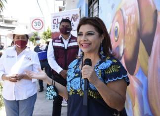 Brugada se compromete a concluir mitigación de grietas en Iztapalapa
