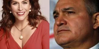 Fernanda Familiar, ¿socia de García Luna?