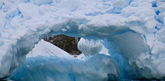 Científicos descubren que hay vida mil metros debajo de la Antártida