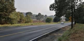 Alertan por secuestros en la carretera libre México-Cuernavaca