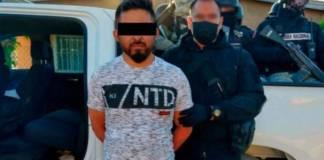 """Capturan a """"El Coma Santos"""", vinculado con la masacre de los LeBarón"""