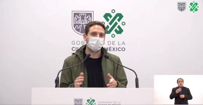 CDMX cerca de pasar a semáforo amarillo; ocupación hospitalaria sigue a la baja