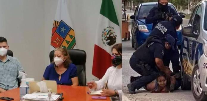 Segob ofrece apoyo para esclarecer caso a familia de  Victoria Salazar