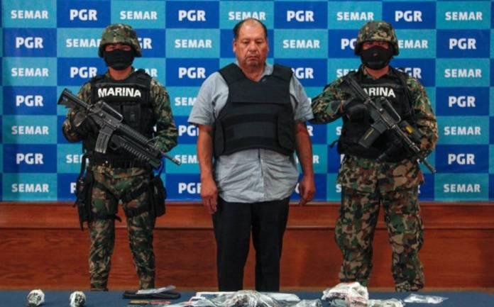 """Sentencian a 20 años de prisión a """"El M1"""" por delincuencia organizada"""
