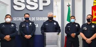 SSP asume el control de la policía de Tulum