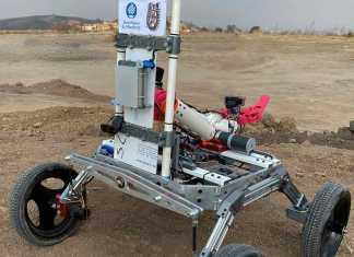 Roverto, el robot mexicano que llegaría. Marte