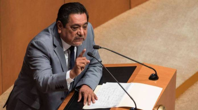 "Félix Salgado rechaza ser líder de Morena en Guerrero; no busca ""recompensa"""