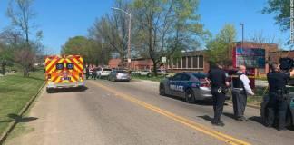 Tiroteo en Tennessee, EU, deja un fallecido y un oficial herido