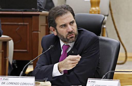 Lorenzo Córdova dice que hay una campaña de descalificación contra el INE