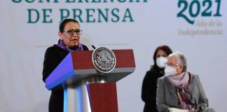 SSPC atendió 117 casos de violencia política: Icela Rodríguez